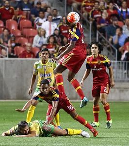 RSL vs Santa Tecla FC - Concacaf • 09-24-2015