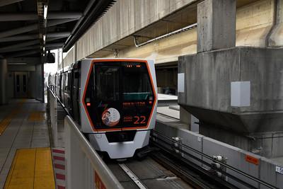 Saitama new shuttle, Tokyo, 2019
