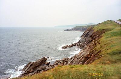 2003 - Canada: Nova Scotia