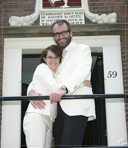 Huwelijk Jeannette & Maurice (Nederland)