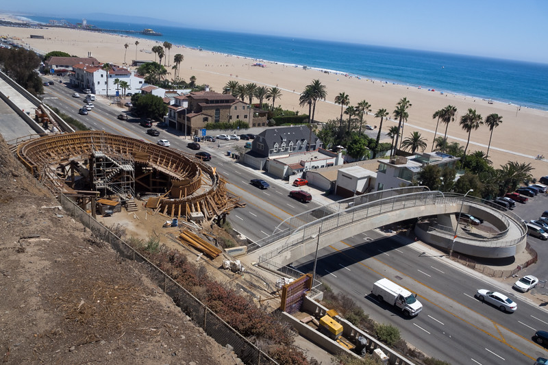 July 22 - Progress in motion, California Incline.jpg