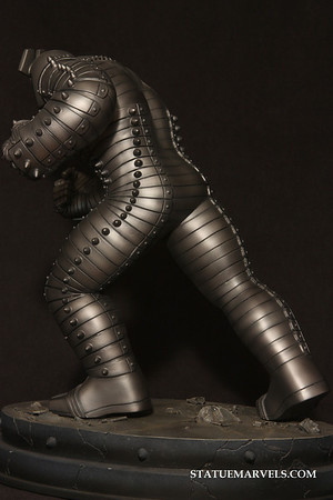 Bowen Designs Destroyer Gunmetal Version Statue Website Exclusive