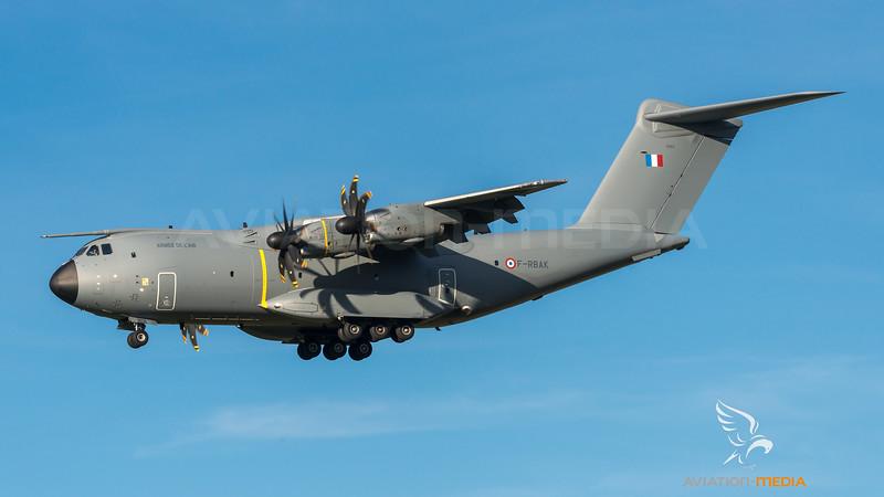 Armee de l'Air / Airbus A400M / F-RBAK 0053