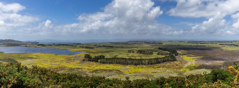 Panorama 2 vom Puheke Hill