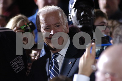 Joe Biden Visits Fort Dodge