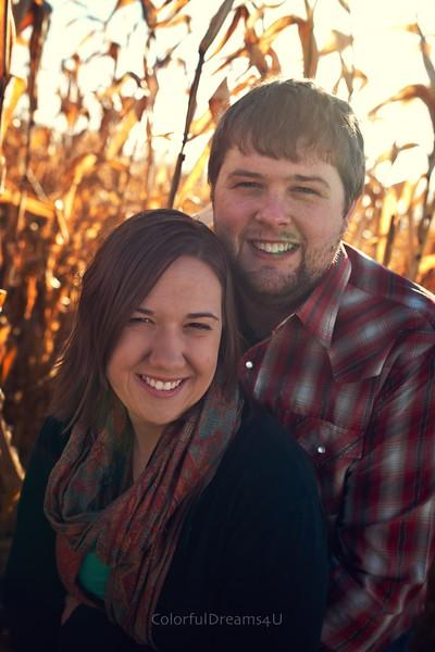 Megan & Dustin