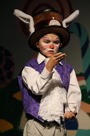 Alice in Wonderland Jr - Sept/Oct 2017