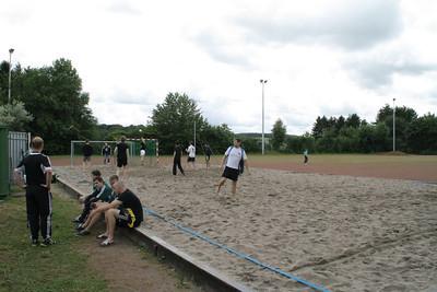 Hobbyfussball-Turnier des SV Habachs