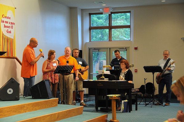 September 20, 2009 Worship Service