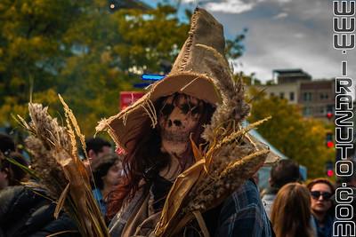 Marche des zombies Montréal - Montreal Zombie Walk 2017