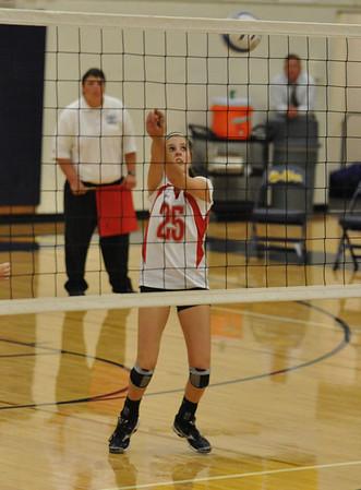 SA vs WA High School Volleyball