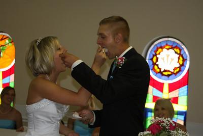Amanda and Daniel Lane's Wedding 08/15/2009