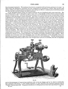 Report on the Manufactures of Interchangeable Mechanism (1880; Fitch)