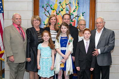 Cooper Family Portraits 2014