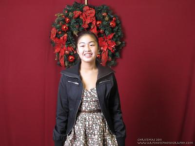 Christmas 2011 - Photobooth