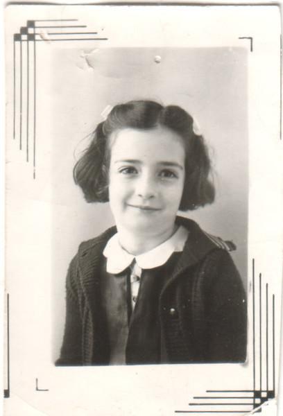 Lucille Orzalli 1941