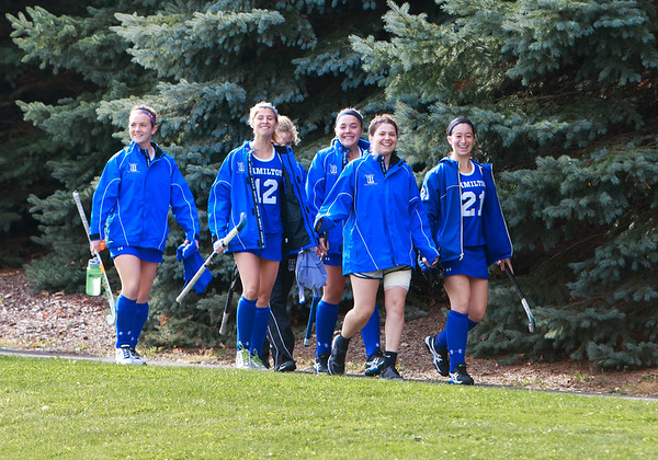 Hamilton College Field Hockey 2014