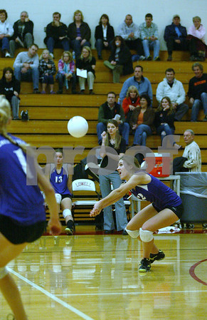 Greenville district volleyball