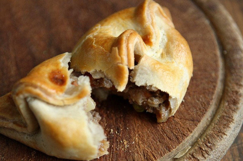 The Perfect Traditional Cornish Pasty