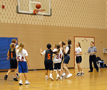 Kalle - OMGAA 5th Grade House Basketball 2009 - 2010