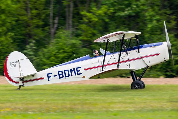 F-BDME - Stampe-Vertongen SV-4A