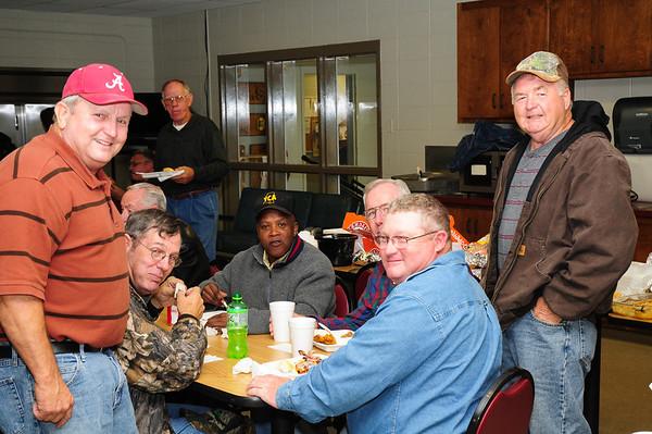 114th ASG Reunion 2012