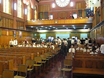 House Choral Competition Movie 23/04/2008