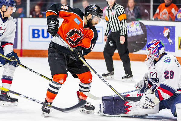 1/13/19 Komets vs. Wings