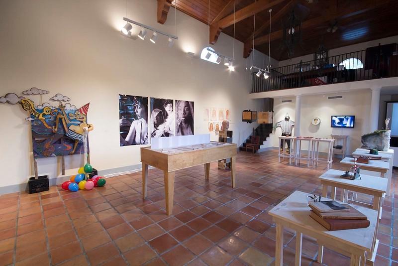 BFA & BA Senior Portfolio Exhibition Spring 2014, Installation View