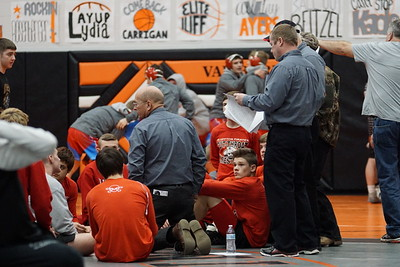 BHS Wrestling - Van Buren Tournament - Day 1