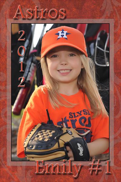 2012 Astros - Teeball