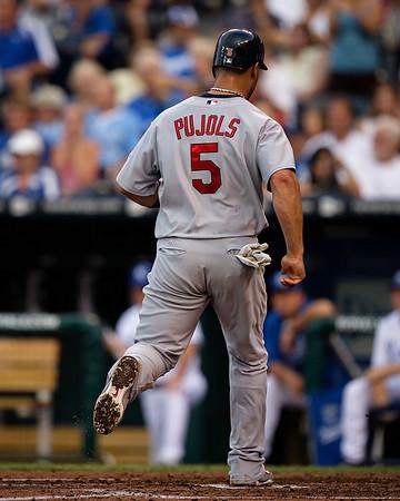 Cardinals at Royals : 6/19/2009