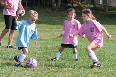Soccer Fall 2012