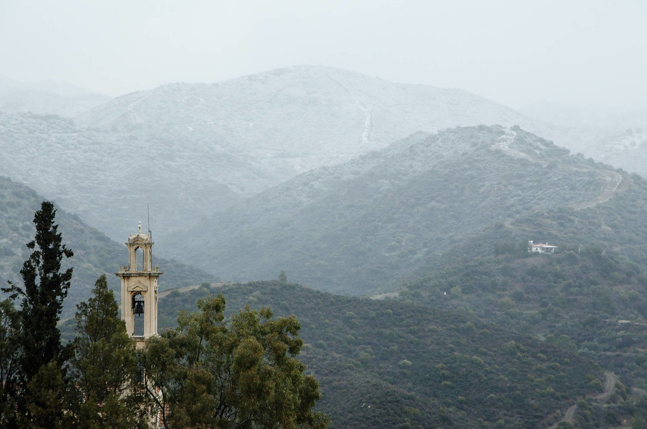 Winter snows | Vavla, Cyprus