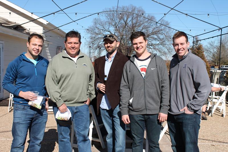 Daniel Espinosa, Randy Gomez, Lance Howell, Josh Huffman, Matt McGurgan 1.JPG