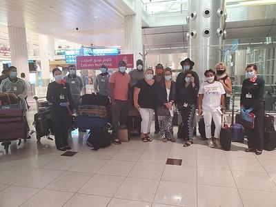 Dubai During the Pandemic 2020