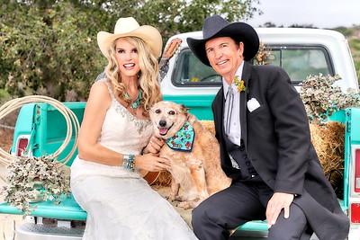 Rustic Western Wedding
