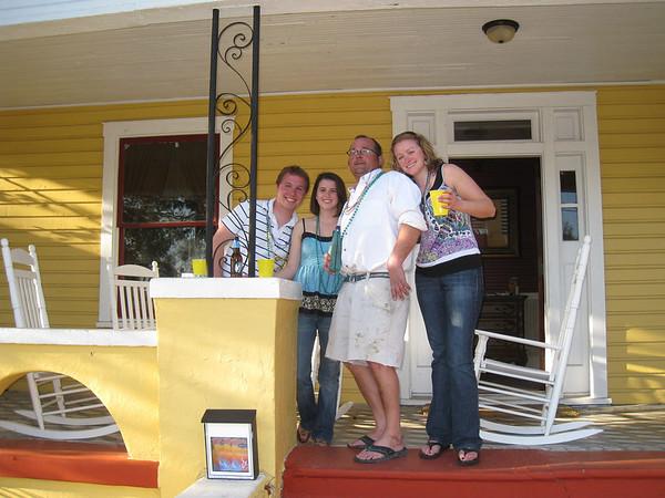 Kevin, Sarah, Lee, Melissa