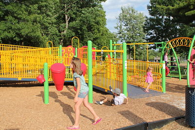 Sterling Heights Barrier-Free Playscape