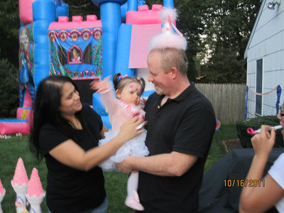 2011- Morgans 1st Birthday