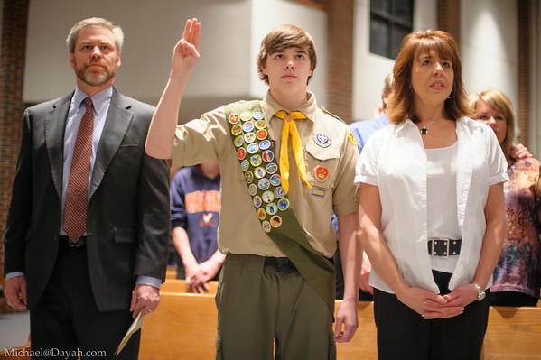 Brett's Eagle Scout