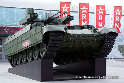 ARMY-2019 - Static displays part 1: Tanks, IFVs and APCs, Airborne, Artillery, Missiles and related