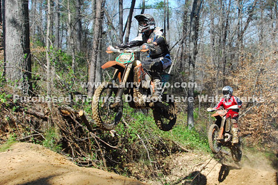 2009 Cornerstone Ranch team race