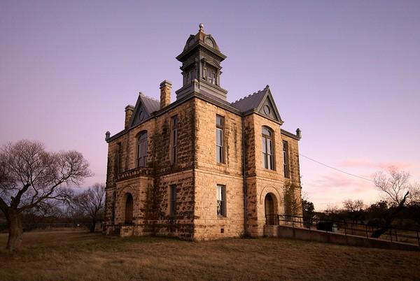 Texas Courthouses & Jailhouses