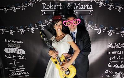 Roberto y Marta 20/08/2016