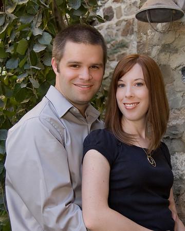 Rob & Julie - HS Reunion