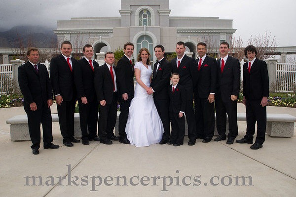Ryan & Nicole Raybould 4-29-2011