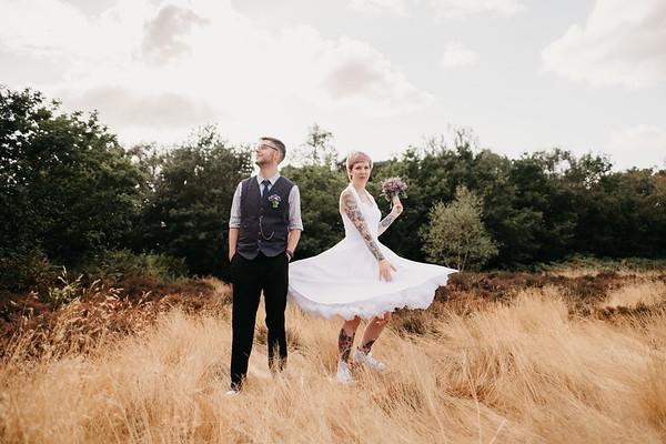 Christina and Dan - wedding