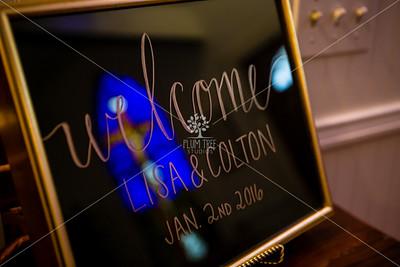 Lisa & Colton • Ceremony