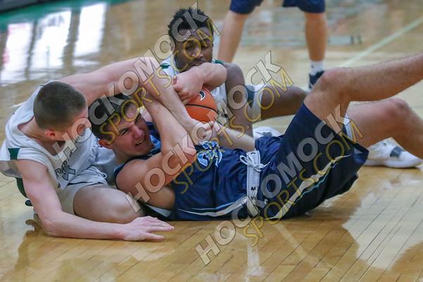 Mansfield-Franklin Boys Basketball - 01-04-19